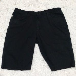 Vans Size 36 Dark Blue Shorts